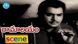 Ramalayam Movie Scenes - Prabhakar Reddy Teasing Jamuna || Shobhan Babu || Vijaya Nirmala - IDREAMMOVIES