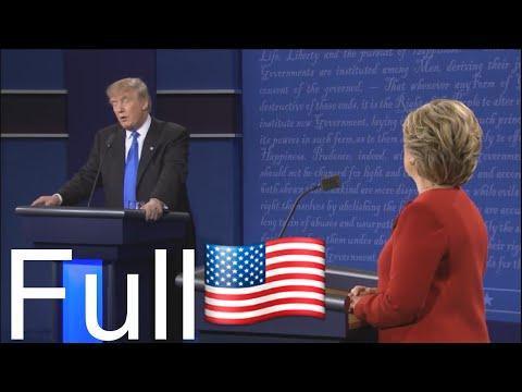 Presidential Debate 9/26/16 Donald Trump vs Hillary Clinton  (   Full & HD )