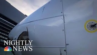 Mexican Authorities Investigating Whether Drone Crashed Into Aeromexico Flight | NBC Nightly News - NBCNEWS
