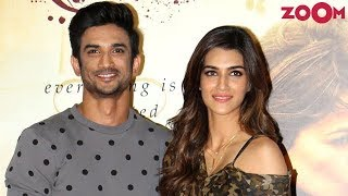 Sushant Recommends Kriti's Name To The Makers Of The Sequel Film 'M.S.Dhoni: The Untold Story' - ZOOMDEKHO