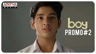 Boy Telugu Movie Promo #2 | Sahiti, Lakshya Sinha | Amar Viswaraj - ADITYAMUSIC