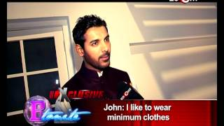 John Abraham's HOT photoshoot - ZOOMDEKHO