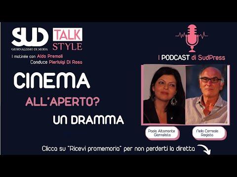 SudStyle Talk: con il regista Nello Correale e Paola Altamonte si parla di Cinema…di Frontiera