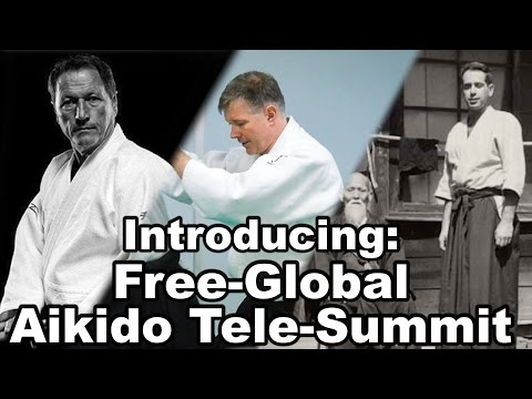 Free Aikido Tele-Summit featuring Christian Tissier, Robert Frager, Jan Nevelius and More