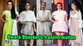 Swara Bhasker: From an 'Anaarkali of Aarah to this Glam doll - IANSINDIA