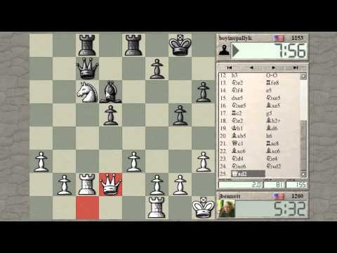 Blitz chess with live commentary #251: Semi-Slav defense