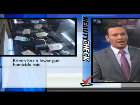 Reality Check Piers Morgan vs. Alex Jones, and the truth about gun homicide rates