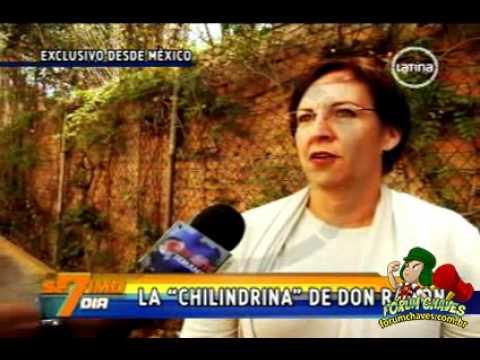 Entrevista de Araceli Valdés, filha de Ramón Valdés, o Seu Madruga