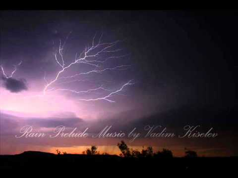 "Sadness Piano & Violin - ""Rain Prelude"" Music by Vadim Kiselev"