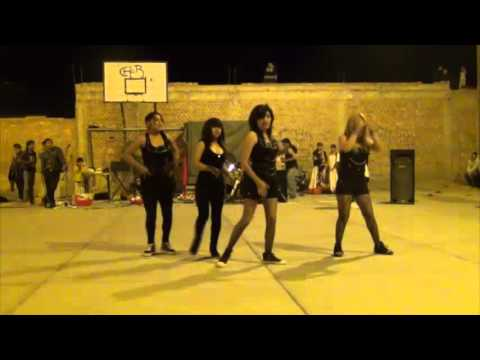 Chicas Baile KPOP