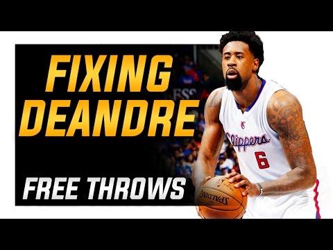 How to Fix DeAndre Jordan's Free Throws: The Shot Mechanic