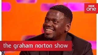 When Daniel Kaluuya met Oprah - The Graham Norton Show - BBC One - BBC