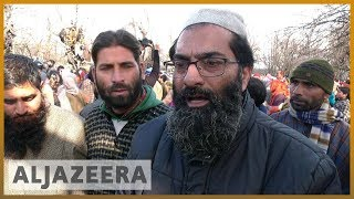 🇮🇳 Funeral held for Kashmir rebel leader killed in clash | Al Jazeera English - ALJAZEERAENGLISH
