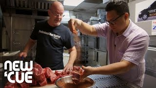New' Cue: Barbecue Pot Roast in Charlotte, NC | Food Network - FOODNETWORKTV