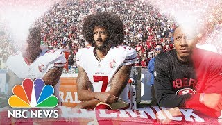 NFL Owners' New Policy Reignites Debate Over The National Anthem Protests | NBC News - NBCNEWS