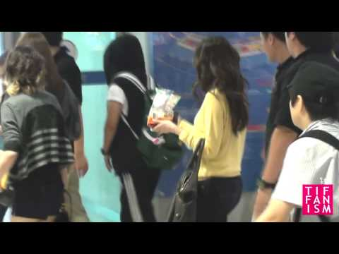 [fancam] 110912 Incheon airport arrival