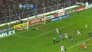 David Trezeguet. Best goals-River Plate