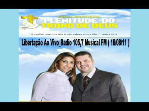 AP. Agenor Duque_ Libertação 105,7 Músical FM.avi