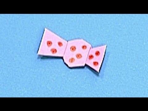 Çocuklar İçin Origami Ribbon (Öğretici) – Kağıttan Arkadaşlar 04