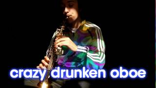 Royalty Free :Crazy Drunken Oboe