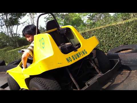 Taman Bunga Chapter 2 Go Kart