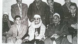 Muhammed Sıddîk el-Minşâvî-Yûsuf Sûresi Tilâveti