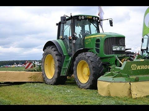 Traktory i maszyny rolnicze na targach Kąkolewo 2013