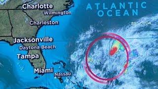 Tropical storm headed for South Carolina coast - CNN
