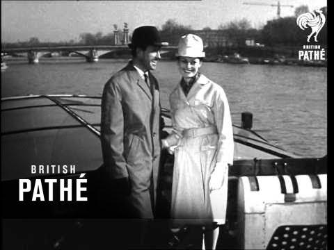 French Rainwear Fashions (1963)