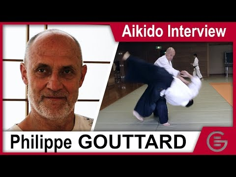 Aikido Interview - Philippe Gouttard, 6th Dan Aikikai