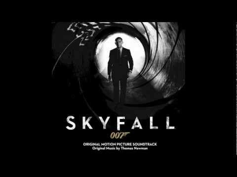 THOMAS NEWMAN – SKYFALL SOUNDTRACK