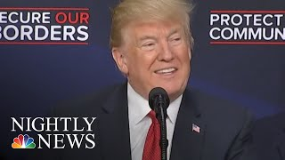 Trump Tells Republicans To Stop 'Wasting Their Time' On Immigration Legislation | NBC Nightly News - NBCNEWS