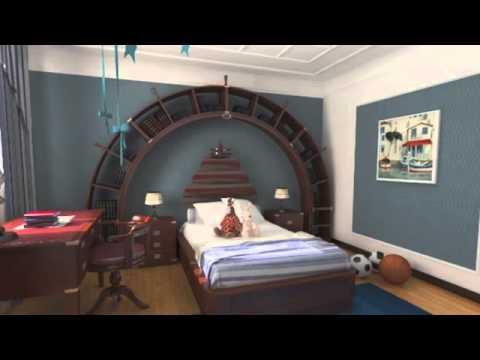 Amenajari interioare camere copii