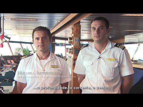 Praticagem de Santos - Como os navios entram e saem do Porto de Santos