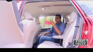 Mahindra Marazzo | First Drive | Living Cars - NEWSXLIVE
