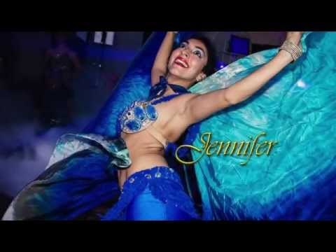Sweet 15 Belly Dancing Party Idea in Orlando & Kissimmee Florida