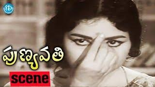 Punyavathi Movie Scenes - NTR Meets Krishna Kumari || Sobhan Babu || S V Ranga Rao - IDREAMMOVIES