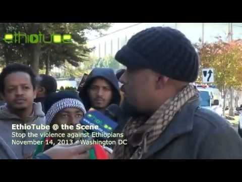 EthioTube   Ethiopian singer Abdu Kiar speaks about the situation in Saudi Arabia   Nov 14, 2013