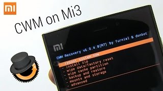 Xiaomi Mi3 - How to flash CWM Custom Recovery