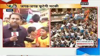 Devotees throng temples to celebrate Janmashtami - ZEENEWS