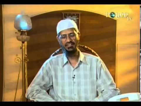 Dr Zakir Naik, The best nikah is the nikah in wich less expense is maid