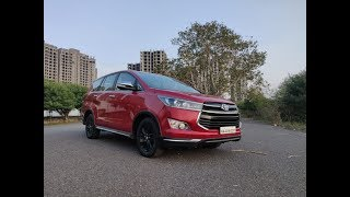 Innova Crysta Touring Sport | Test drive | Living Cars - NEWSXLIVE