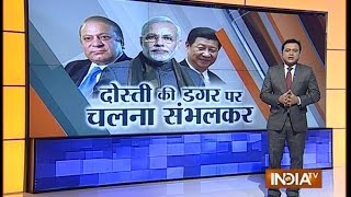 Special Report: How Pakistan and China are covering Obama's India visit - INDIATV