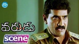 Varudu Movie Scenes - Allu Arjun Fires On Nassar || Bhanusri Mehra - IDREAMMOVIES