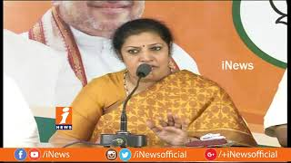 TDP Should Tel People How BJP cheated AP | Purandeswari About No-Confidence Motion | iNews - INEWS