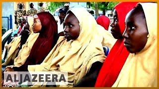 🇳🇬 Freed Nigerian schoolgirls undergoing treatment | Al Jazeera English - ALJAZEERAENGLISH