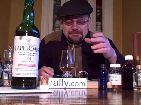 whisky review 30 - Laphroaig 10 y.o. cask Islay