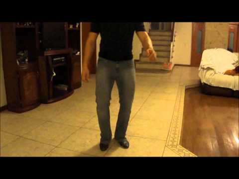 Tutorial de baile folklórico parte 1