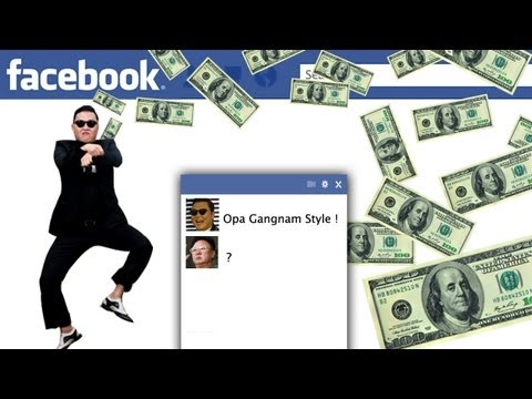 PSY: sa vritable histoire sur Facebook