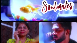soulmates Telugu shortfilm|| directed by Chandra Mouli Ravella || flyingbrids production - YOUTUBE